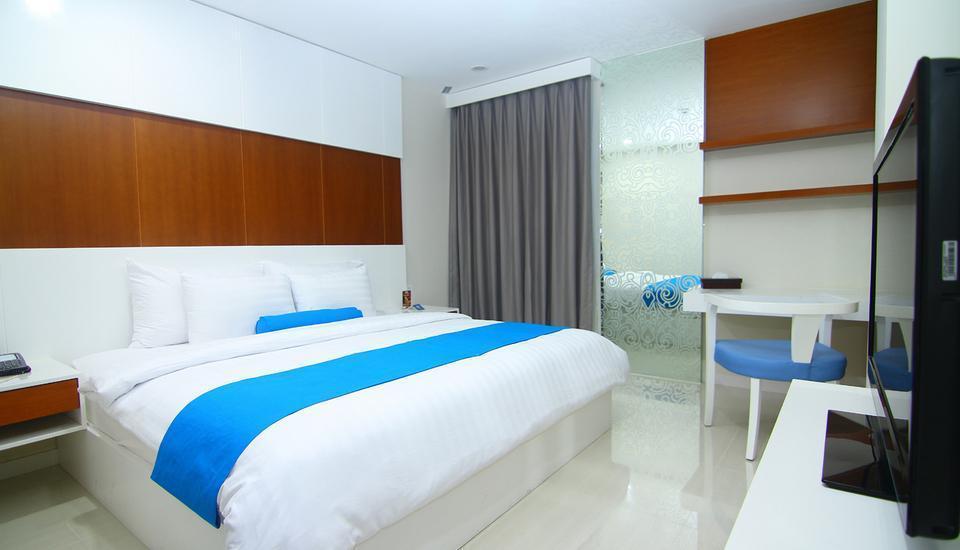 Hotel Falatehan Jakarta - Kamar Suite Safin Regular Plan