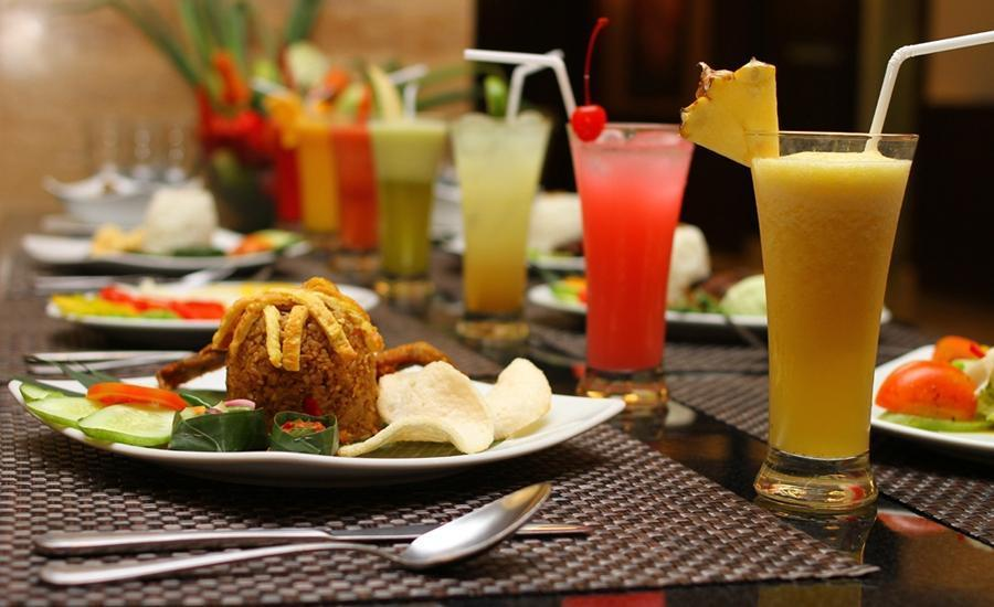 Hotel Falatehan Jakarta - Food