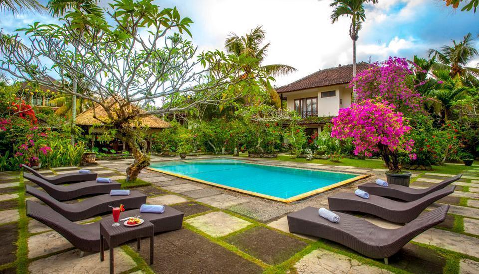 Ubud Inn Resort and Villas Bali - Swimming Pool
