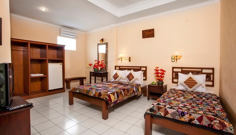 Ubud Inn Resort and Villas Bali - Guest Room