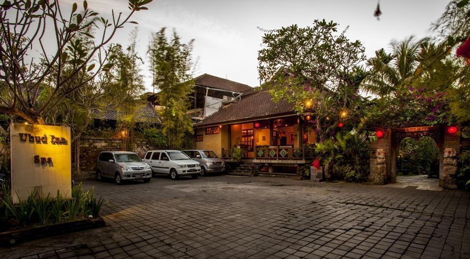 Ubud Inn Resort and Villas Bali - Front View