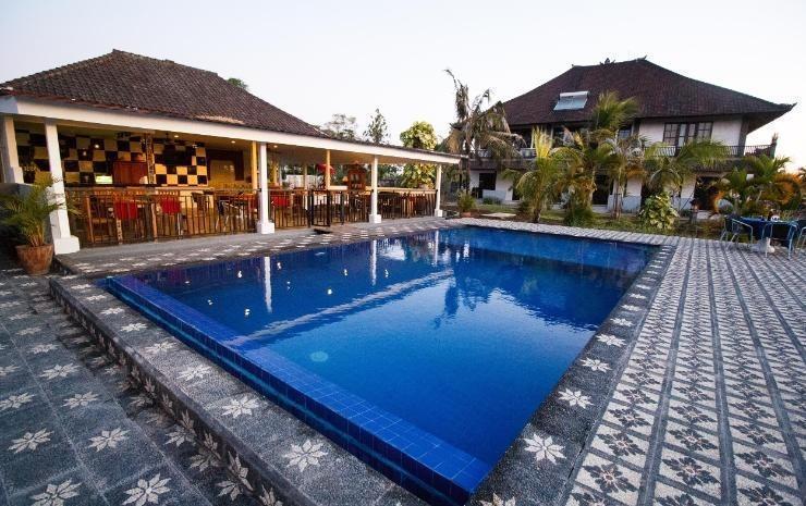 Martan Resort  Bali - Kolam Renang