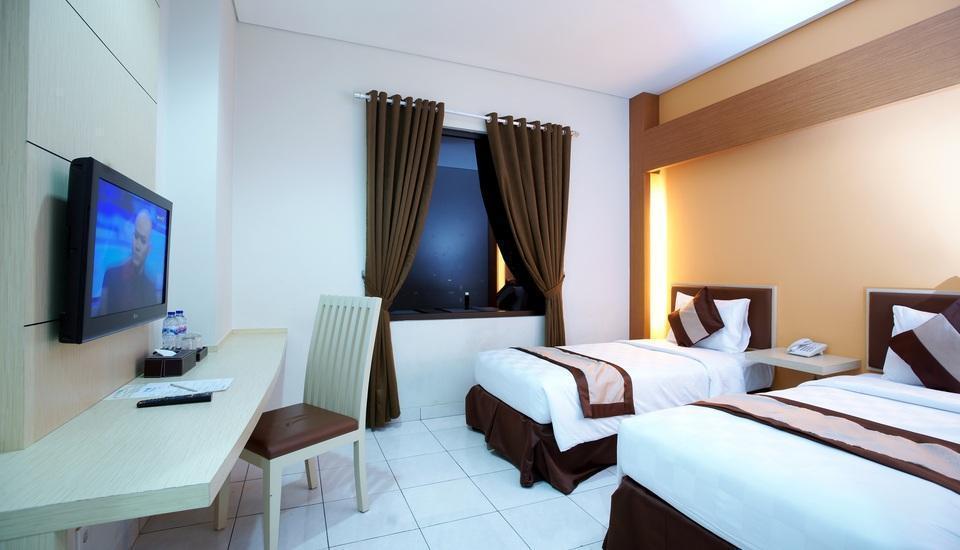 Hotel 88 Mangga Besar VIII Jakarta - Deluxe Twin