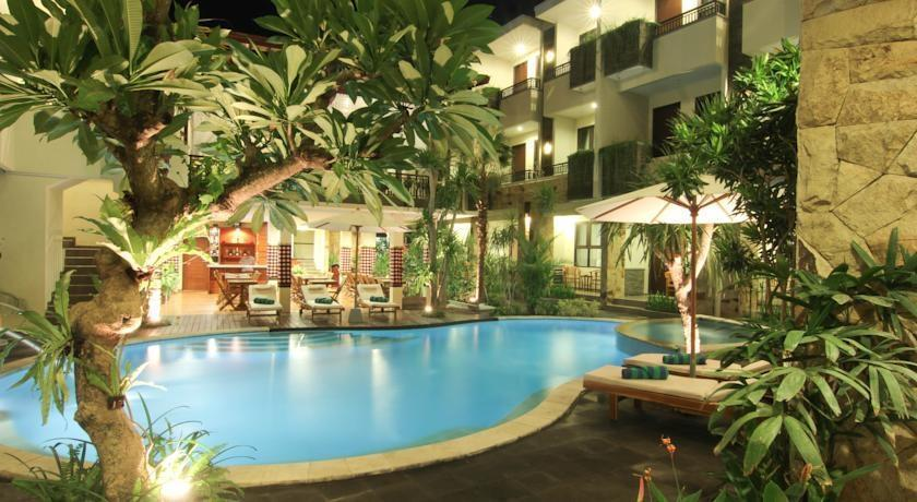Manggar Indonesia Hotel Bali - (11/Feb/2014)