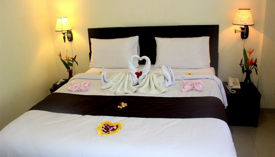 Manggar Indonesia Hotel Bali - Honeymoon Room