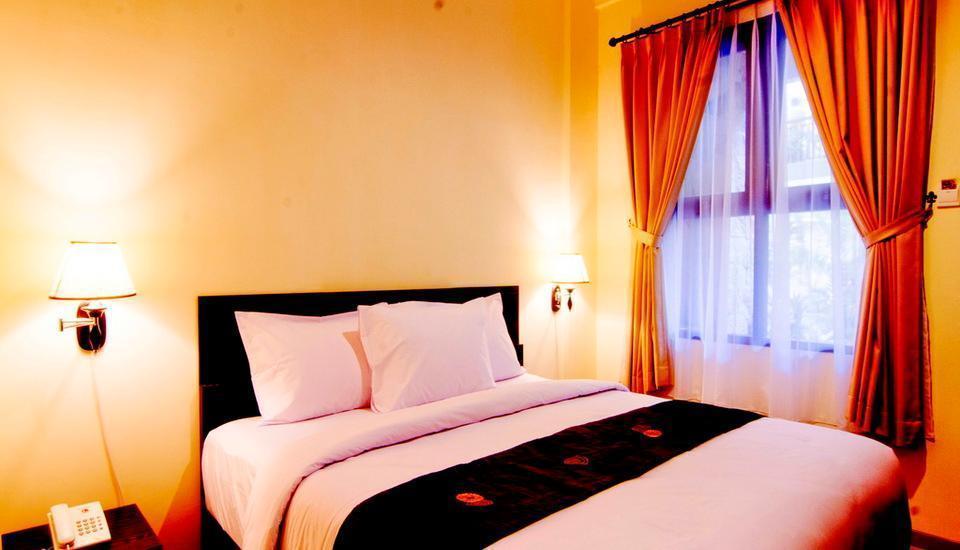 Manggar Indonesia Hotel Bali - Kamar Utama Pemandangan Kota