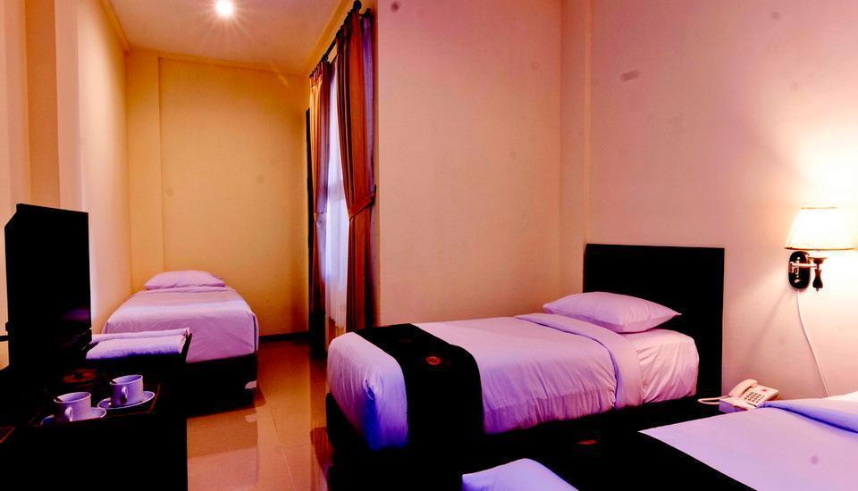 Manggar Indonesia Hotel Bali - Kamar Utama Sudut Pribadi