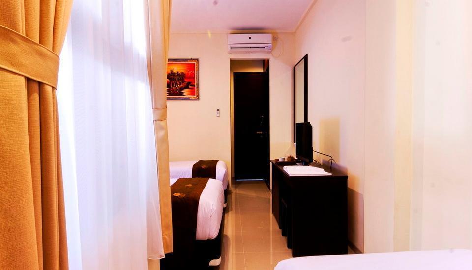 Manggar Indonesia Hotel Bali - Kamar Utamma Sudut Pribadi
