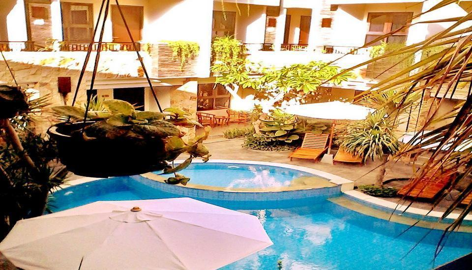 Manggar Indonesia Hotel Bali - Pemandangan
