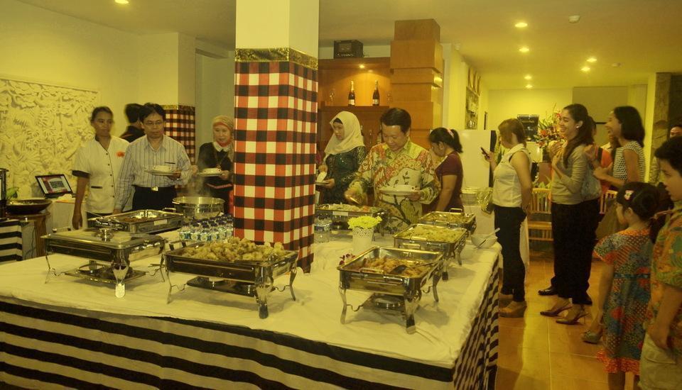 Manggar Indonesia Hotel Bali - Buffet