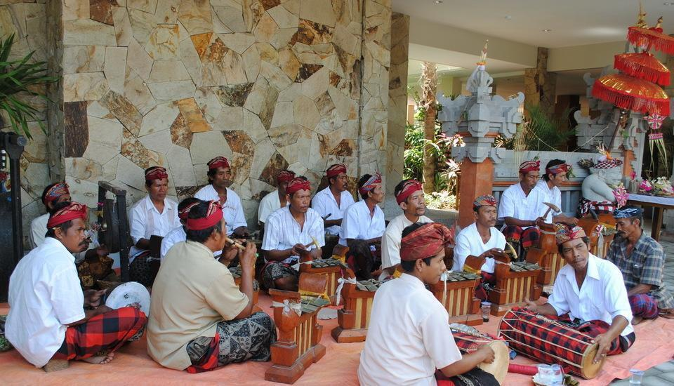 Manggar Indonesia Hotel Bali - Traditional Activities