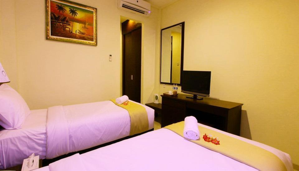 Manggar Indonesia Hotel Bali - Kamar Utama Pemandangan Kota Regular Plan