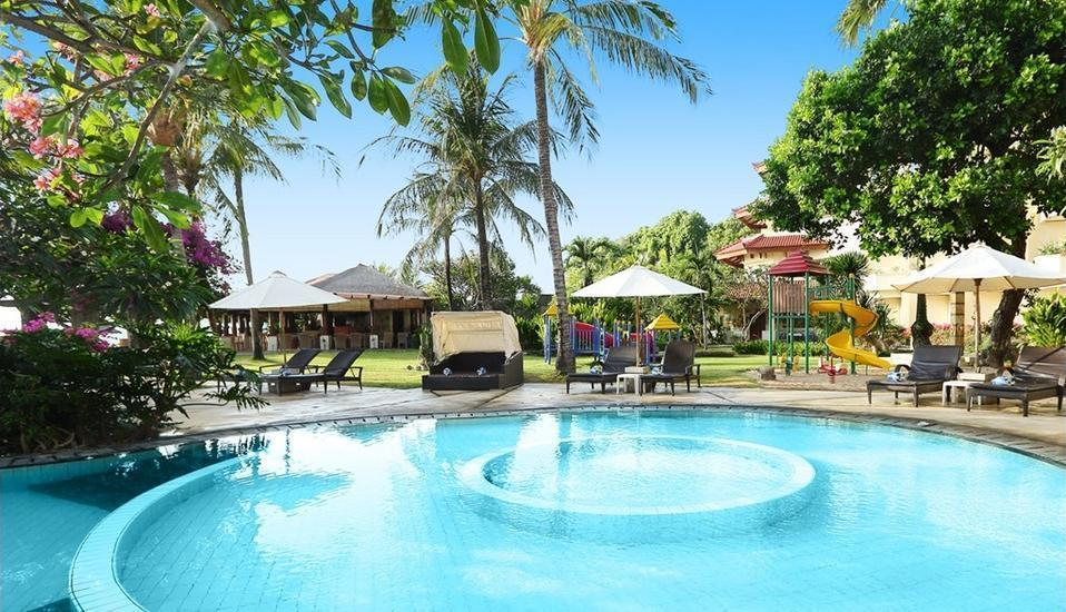 Grand Mirage Resort Bali - Swimming Pool (high)