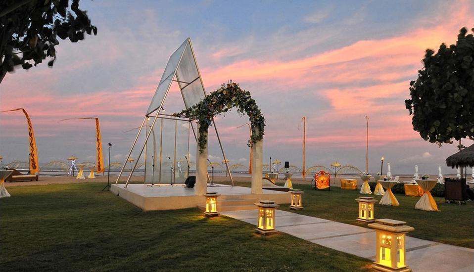 Grand Mirage Resort Bali - Pemandangan