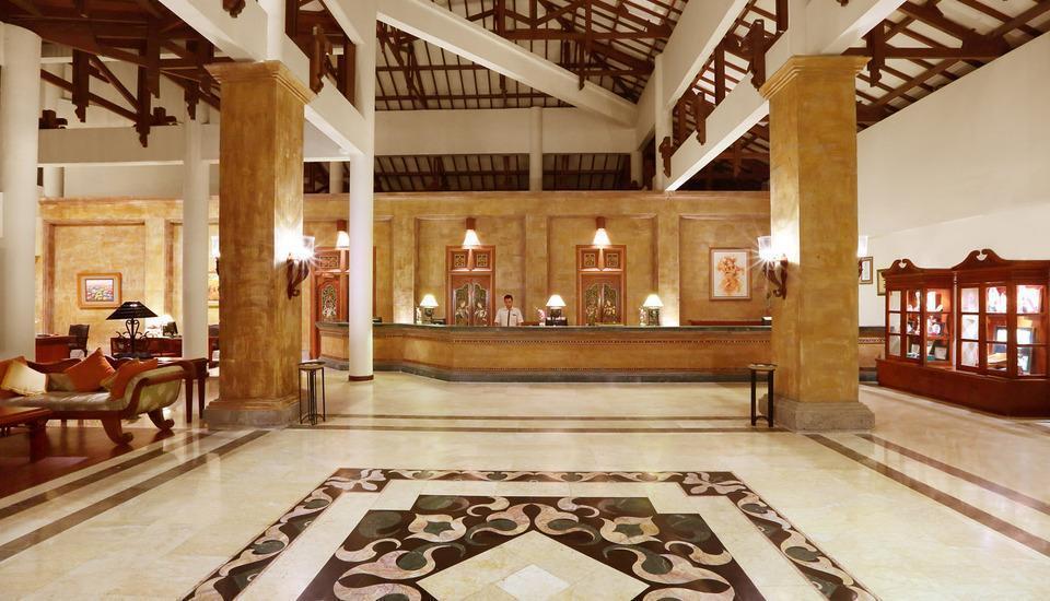 Grand Mirage Resort Bali - Lobby
