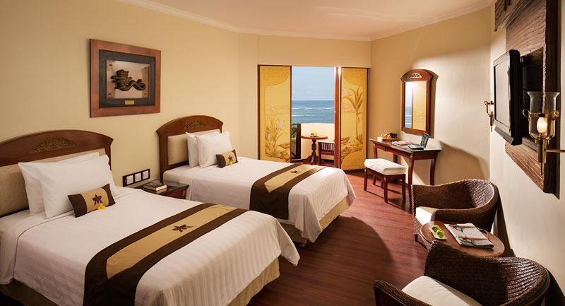 Grand Mirage Resort Bali - Deluxe Ocean View - Twinbed