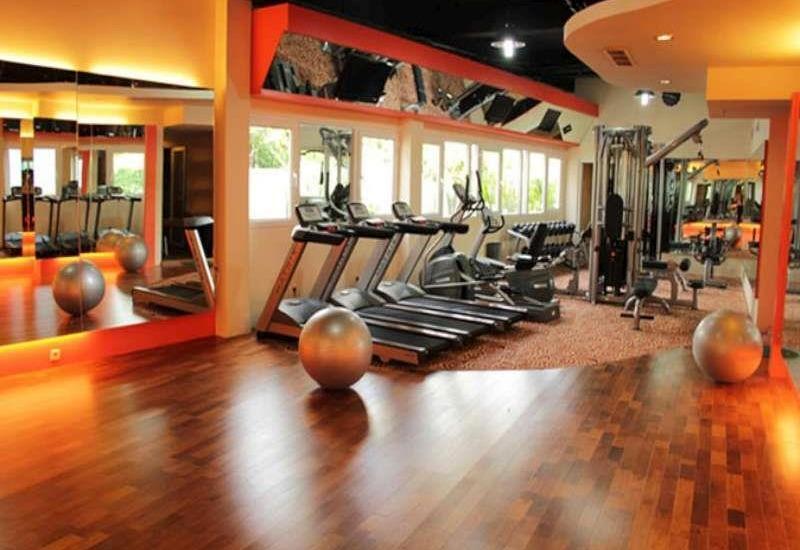 Aston Manado - gym