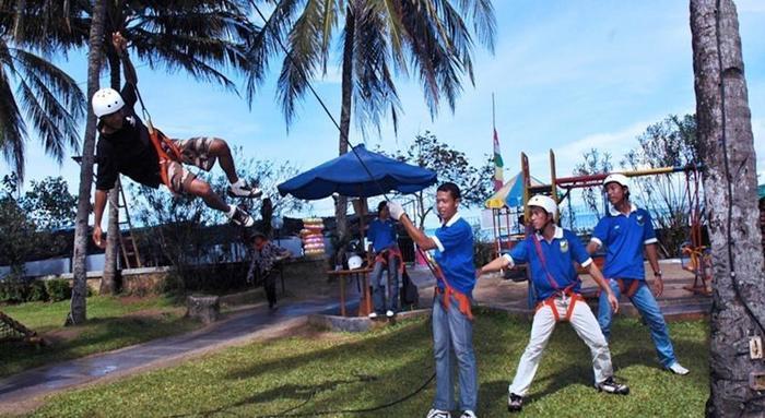 Hotel Jayakarta Anyer Serang - Activity Outbond