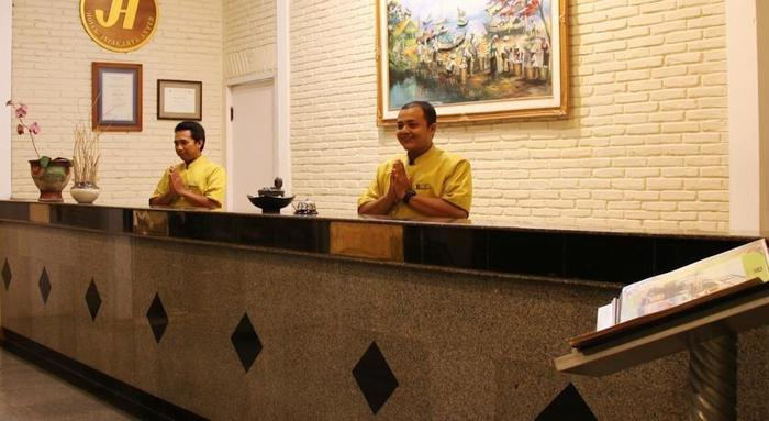 Hotel Jayakarta Anyer Serang - Resepsionis