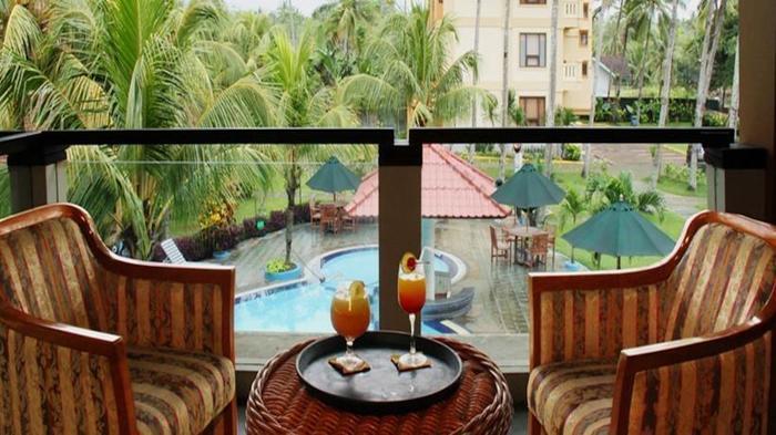 Hotel Jayakarta Anyer Serang - Balcony
