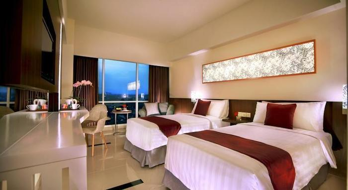 Atria Hotel Malang - Rooms1