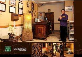Hotel Bali Indah Bandung - Receptionis