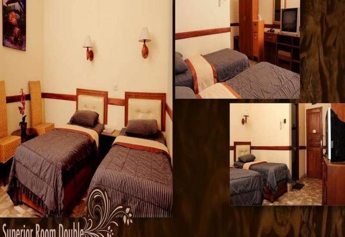 Hotel Bali Indah Bandung - rooms