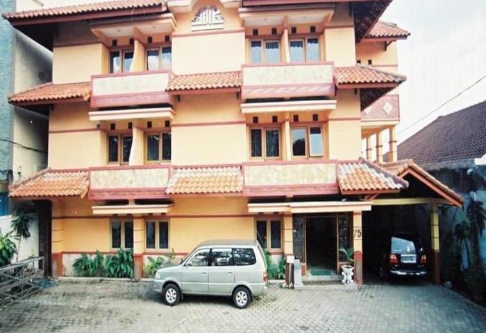 Hotel Bali Indah Bandung - apperance