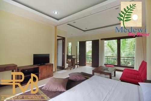 Medewi Bay Retreat Bali - Studio Deluxe, Room