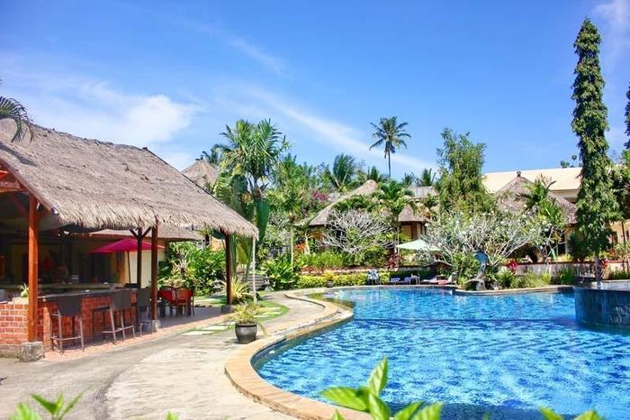 Medewi Bay Retreat Bali - Swimming Pool