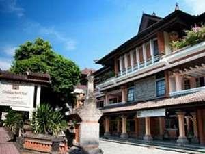 The Rishi Candidasa Beach Hotel Bali - Exterior