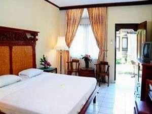 The Rishi Candidasa Beach Hotel Bali - Suite