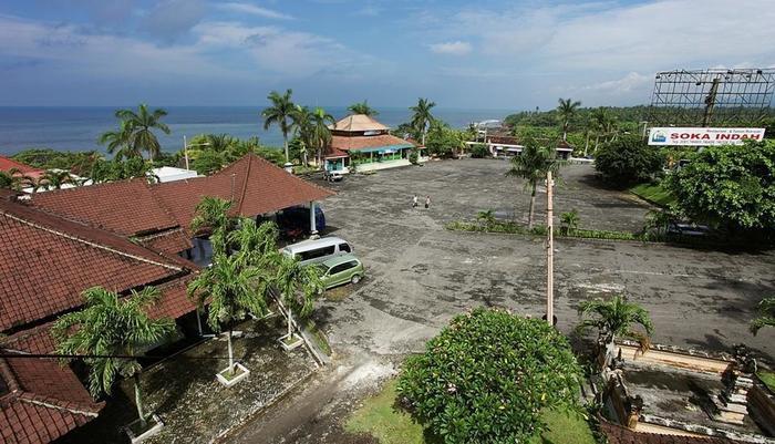Soka Indah Bali - Car Park