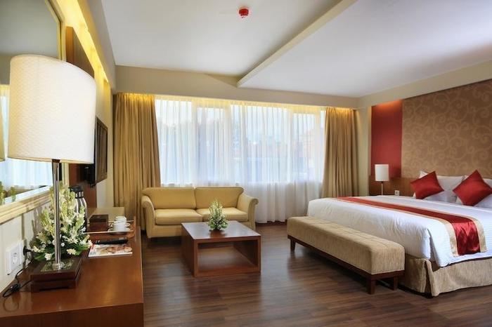 Cipaganti Legian Hotel Bali - Suite