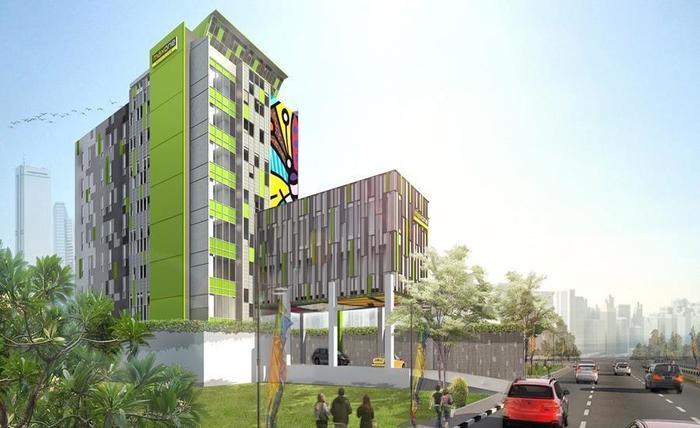 MaxOneHotels at Kramat Jakarta - Eksterior