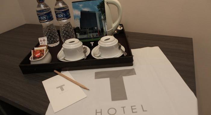 T Hotel Jakarta - Welcome Drink