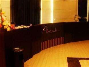 Andelir Hotel Bandung - Reception