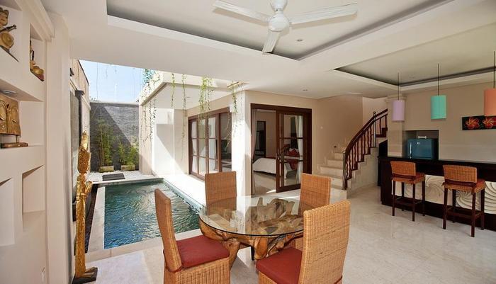 VIlla Harmony Bali - Living Room