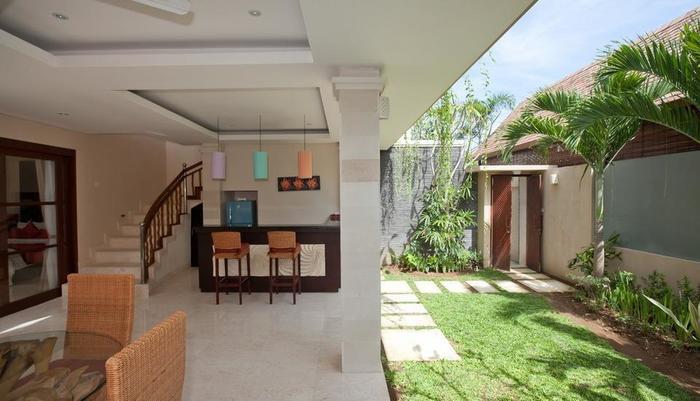 VIlla Harmony Bali - one bedroom living