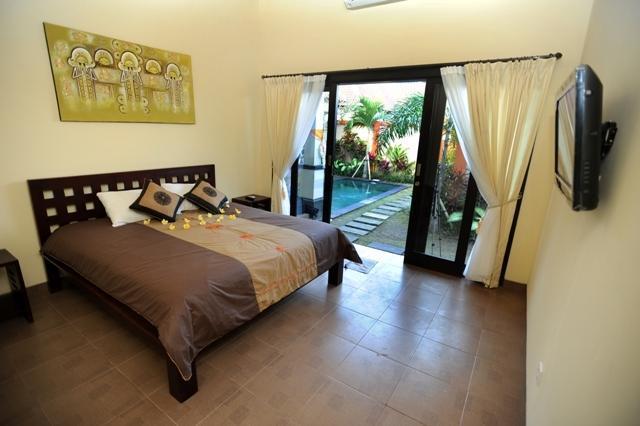 Tanjung Lima Villas Bali - Guest Room