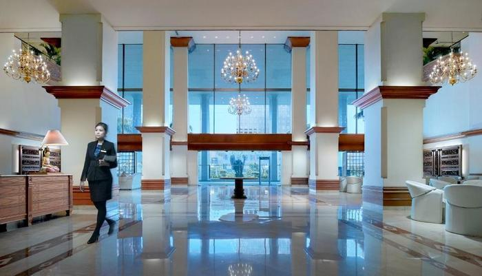 Sari Pan Pacific Jakarta Jakarta - Lobby