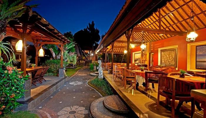 Artini 3 Cottages Bali - Lobby