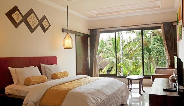 Artini 3 Cottages Bali - Double kamar 3