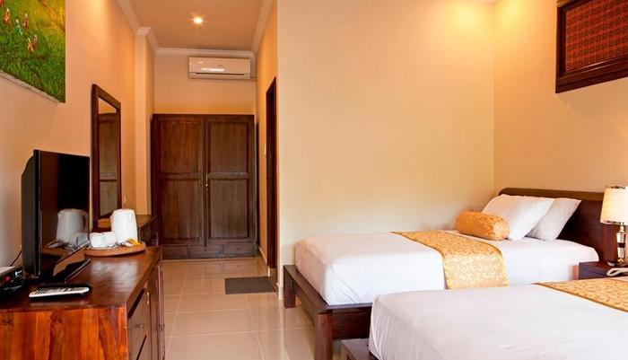 Artini 3 Cottages Bali - Twin Room