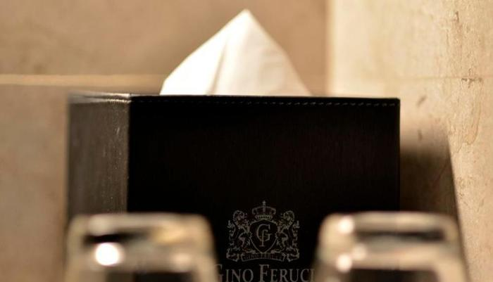 Gino Feruci Kebon Jati - amenities