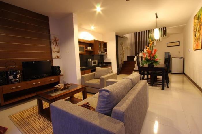 Grania Bali Villas Bali - Living Room
