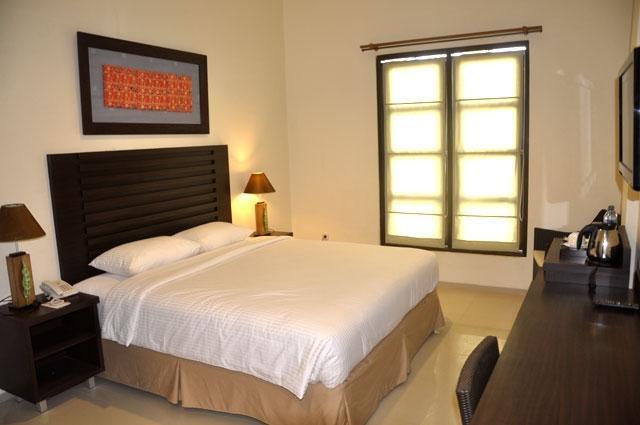 Bahamas Hotel Belitung - Kamar Tamu
