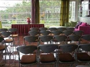 Villa Bunga Bunga Bogor - Meeting Hall
