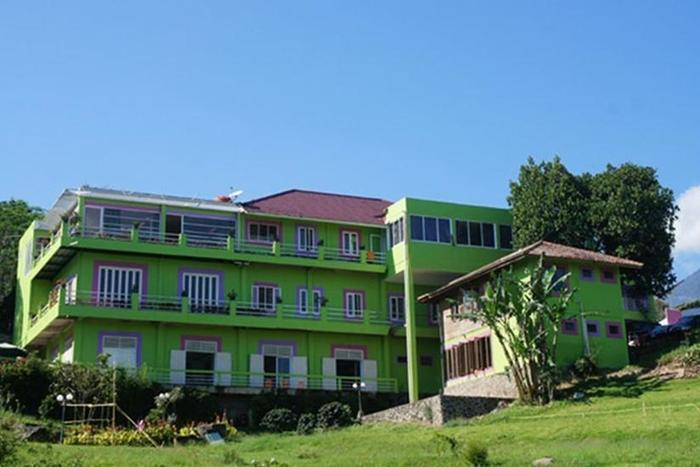 Villa Bunga Bunga Bogor - Facade