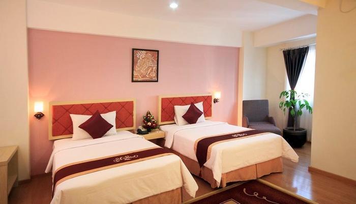 Sahid Gunawangsa Hotel Surabaya - Deluxe Business Twin